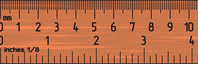 ruler 0 10