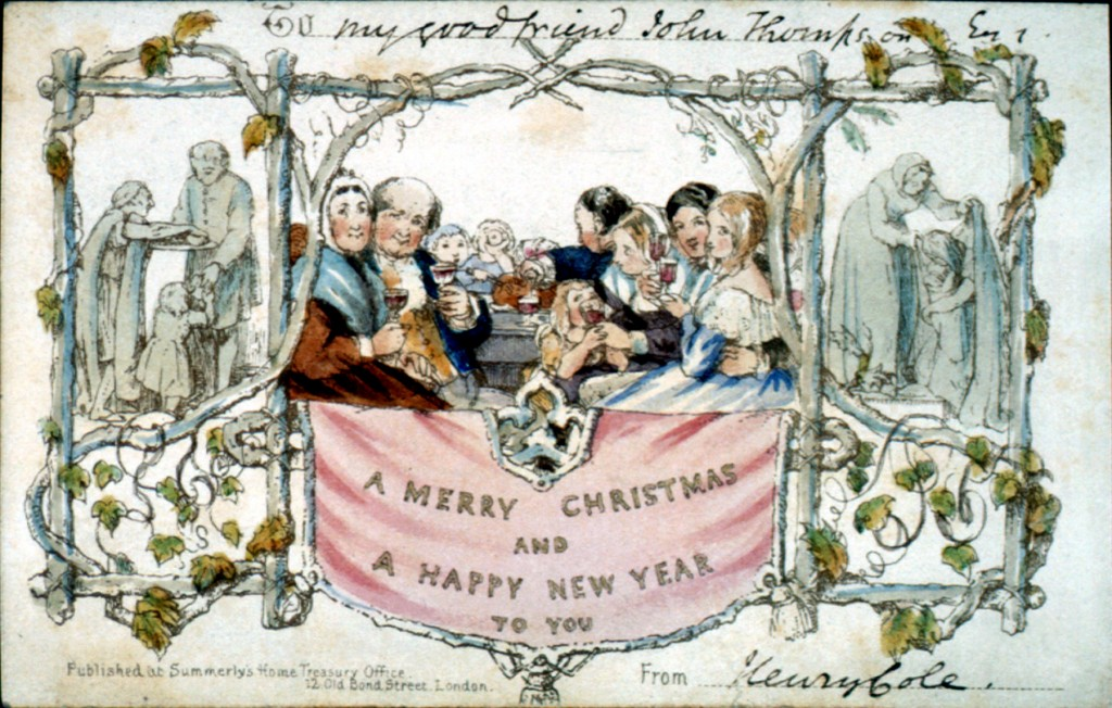 old-christmas-card
