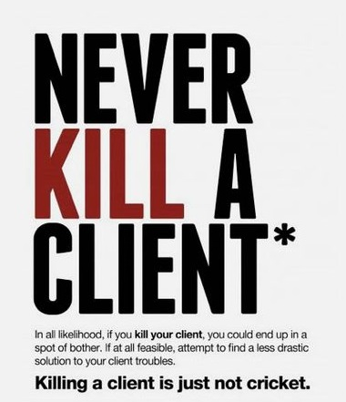 never-kill-a-client-nightmare-bad-funny