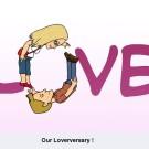 Loverversary…