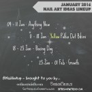 #NaillinkupSA January 2016
